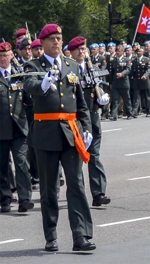 veteranen NL armyprom