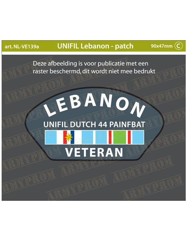 Patch Libanon Veteranen