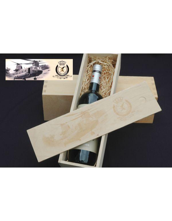 Wijnkistje Luchtmobiele Brigade