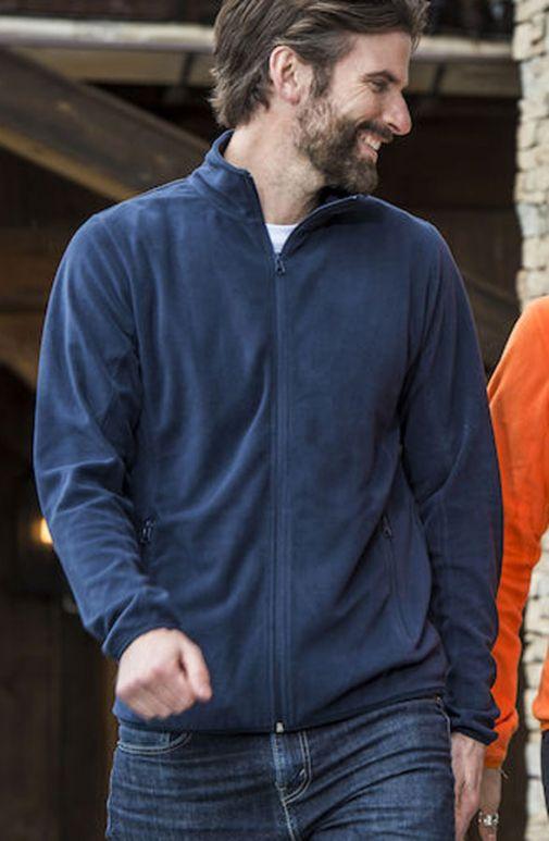 Men's Jacket Micro Fleece Basic